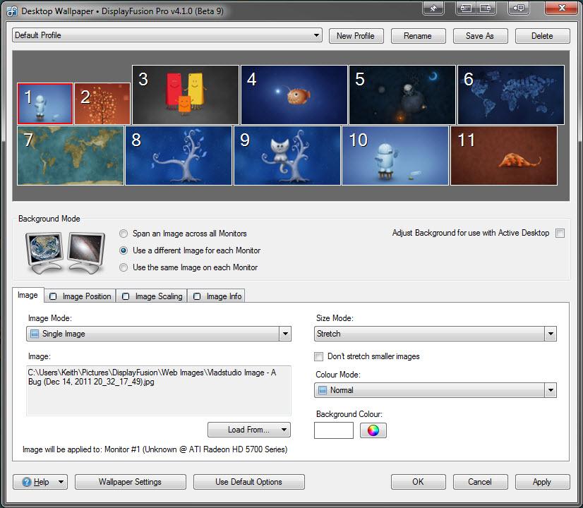 Resultado de imagen para DisplayFusion Pro