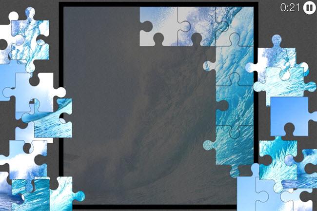 Easy Puzzle [5x5]