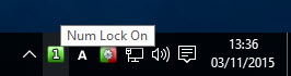 TrayStatus Icons in the System Tray