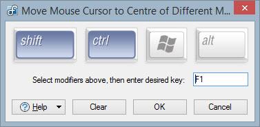 Key Combination Editor
