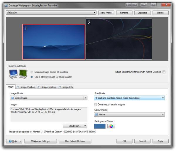 ����� �������� ������ DisplayFusion Pro 4.1 Multilanguage