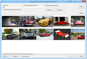 Online Wallpaper Provider: Flickr