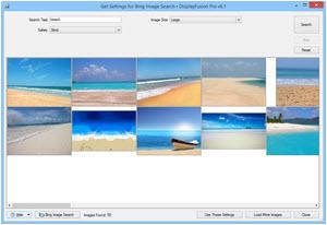Online Wallpaper Provider: Bing