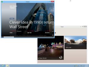 Windows 8 Tweak: Framed Windows 8 Metro Windows