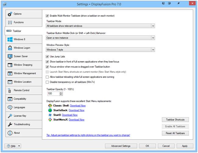 how to show language bar in windows 7 taskbar