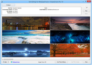Online Wallpaper Provider: WallpaperFusion