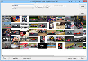 Online Wallpaper Provider: 500px