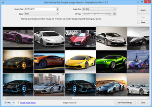 Online Wallpaper Provider: Google