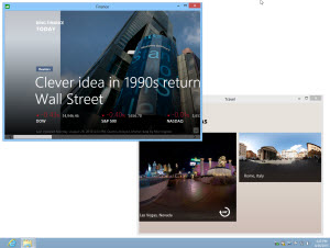 Windows 8 Tweak: Framed Windows 8 Metro Windows