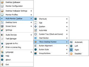 'Show Desktop' Button