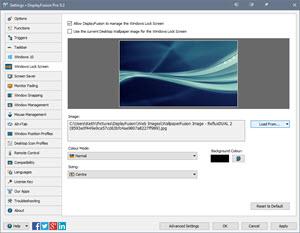Windows Lock Screen