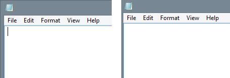Windows 8 調整: 自訂視窗邊框