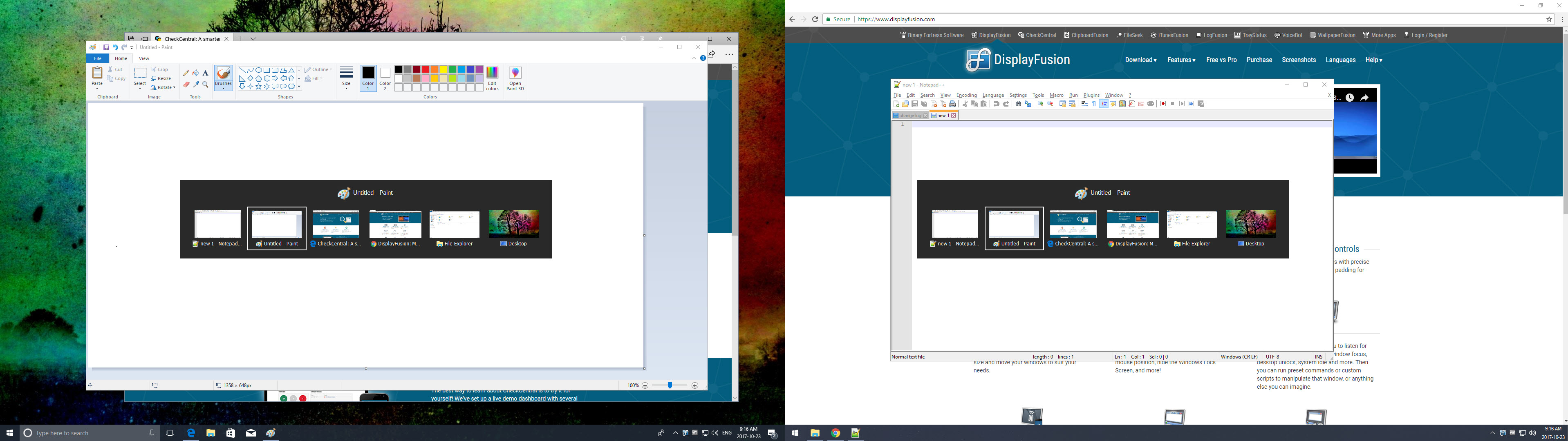Alt+Tab Handler: Show on All Monitors