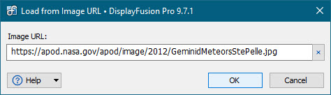Load from Image URL