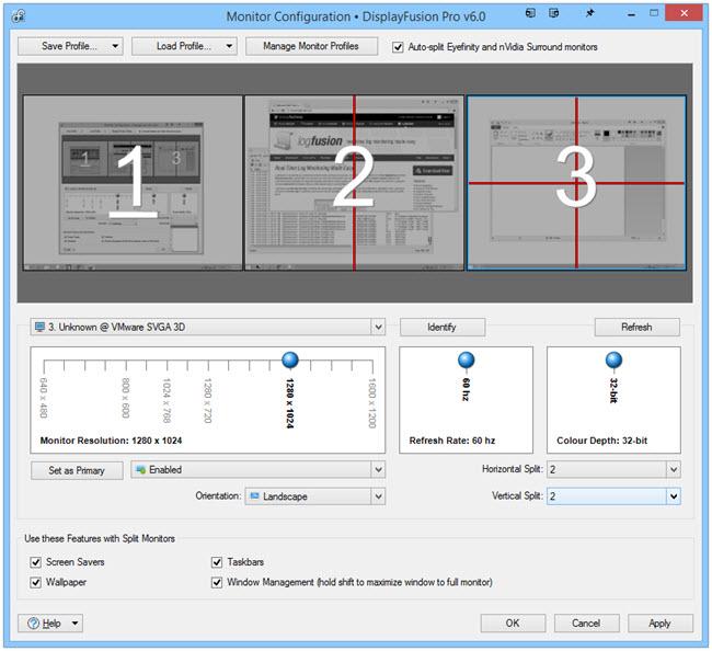 Monitor Configuration