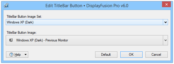 Edit TitleBar Button