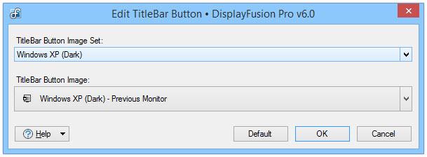 Edit TitleBar Button