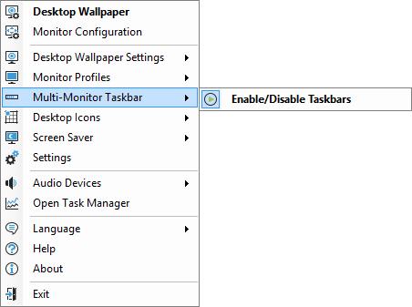Taskbar Enabled