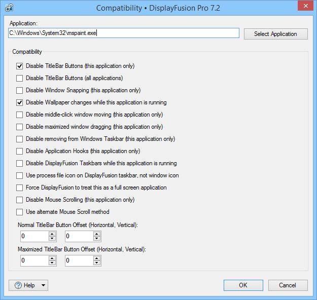 Edit Compatibility