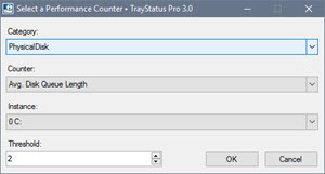 Add Performance Counter Dialog
